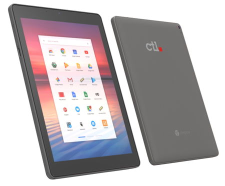 CTL Chromebook Tablet Tx1