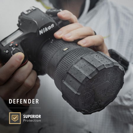 PolarPro Defender keeps your camera lenses safe