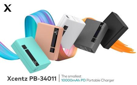 Xcentz xWingMan Dual portable charger